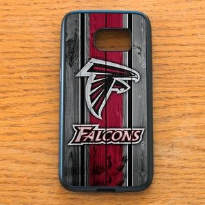 Atlanta Falcons Samsung Galaxy S8 plus S7 S6 case